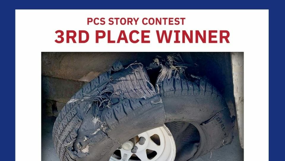 PCSgrades Story Contest 3rd Place Winner